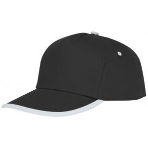 Cappellino con piping Nestor a 5 pannelli