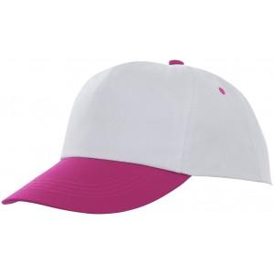 Cappellino bicolore Icarus a 5 pannelli