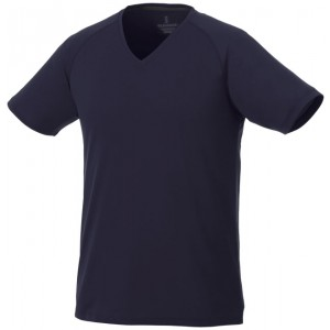 T-shirt cool fit Amery a manica corta da uomo collo a V