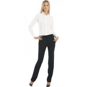 B&C Black Tie, camicia donna manica lunga