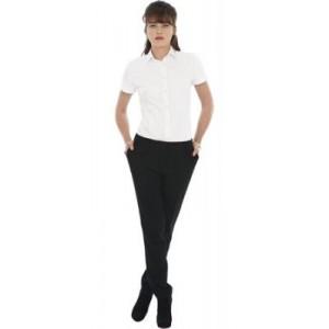 B&C Heritage, camicia donna manica corta