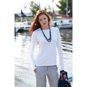 T Shirt donna manica lunga Gildan Soft Style
