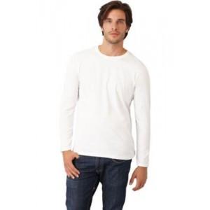 T Shirt manica lunga Gildan Soft Style uomo