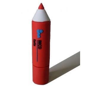 Chiavetta USB Soft PVC 3D
